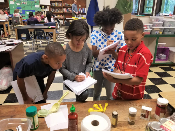 Pilot Light is Feeding Young Minds Through Food Education