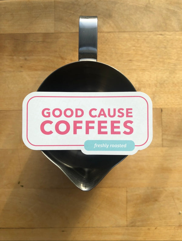 Good Cause Coffees Fridge Magnet