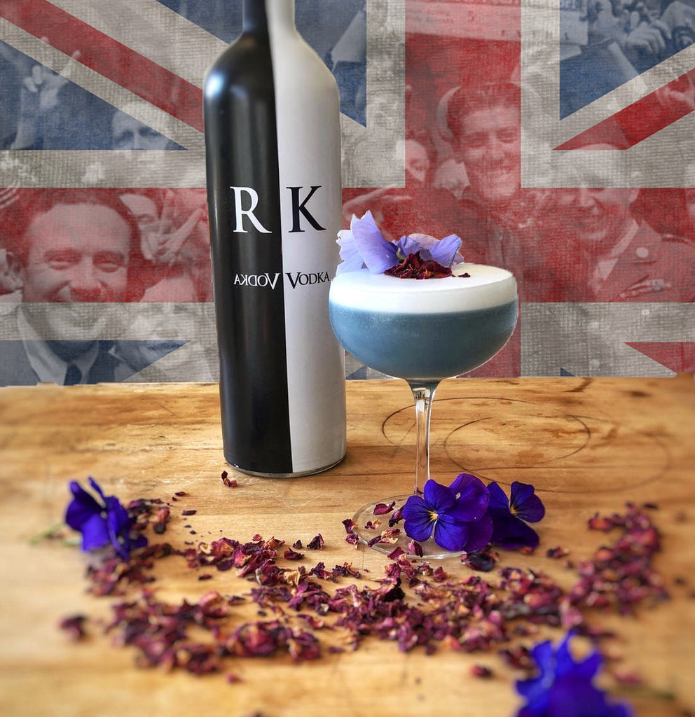 VE DAY COCKTAIL