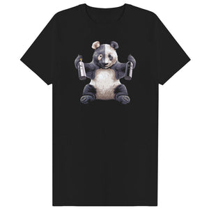 Open image in slideshow, RK PANDA T-SHIRT