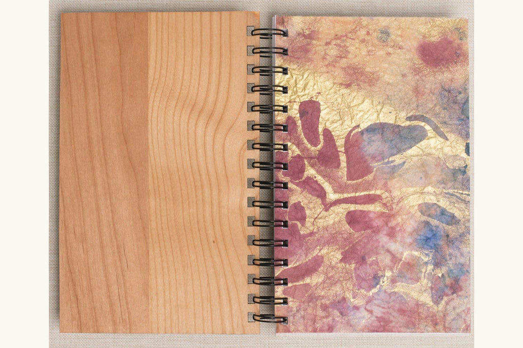 Advice for the Bride Personalized Wood Journal