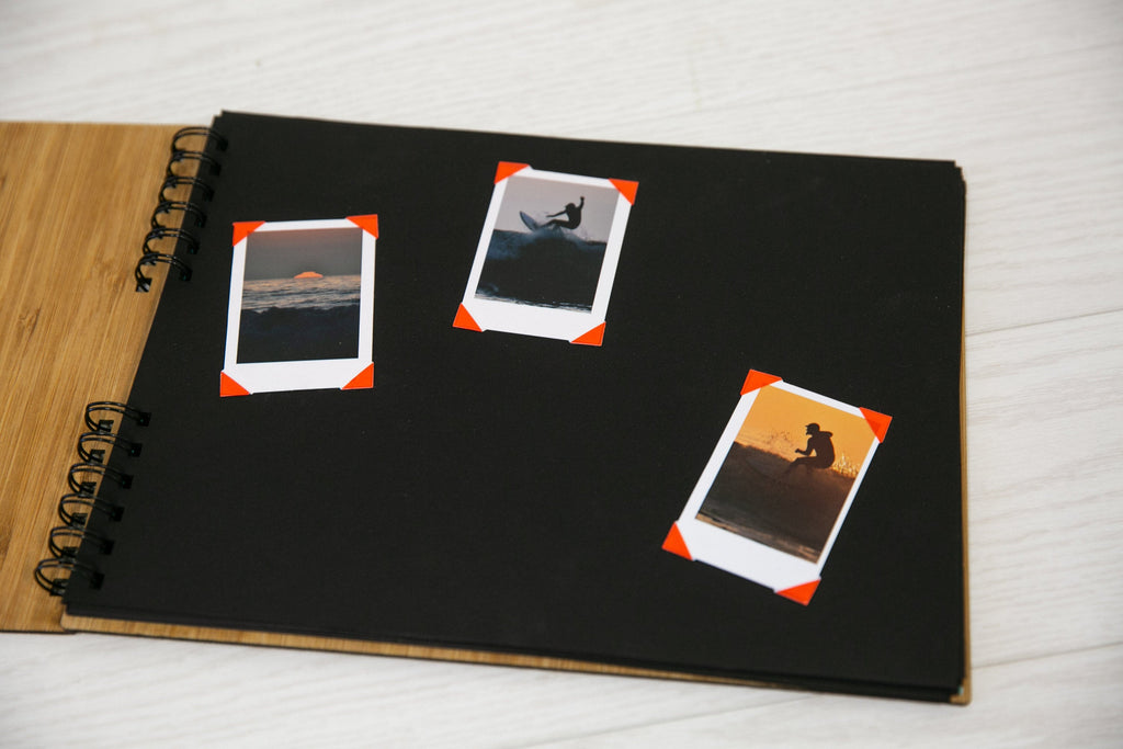 Photo Album or Guest Book, Personalized