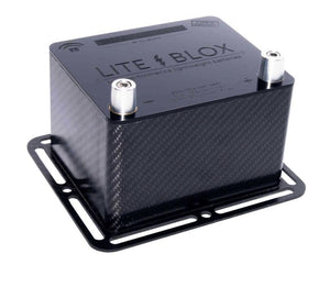 Batterie Liteblox LB20XX Haute Performance Carbone - Europe BM Shop