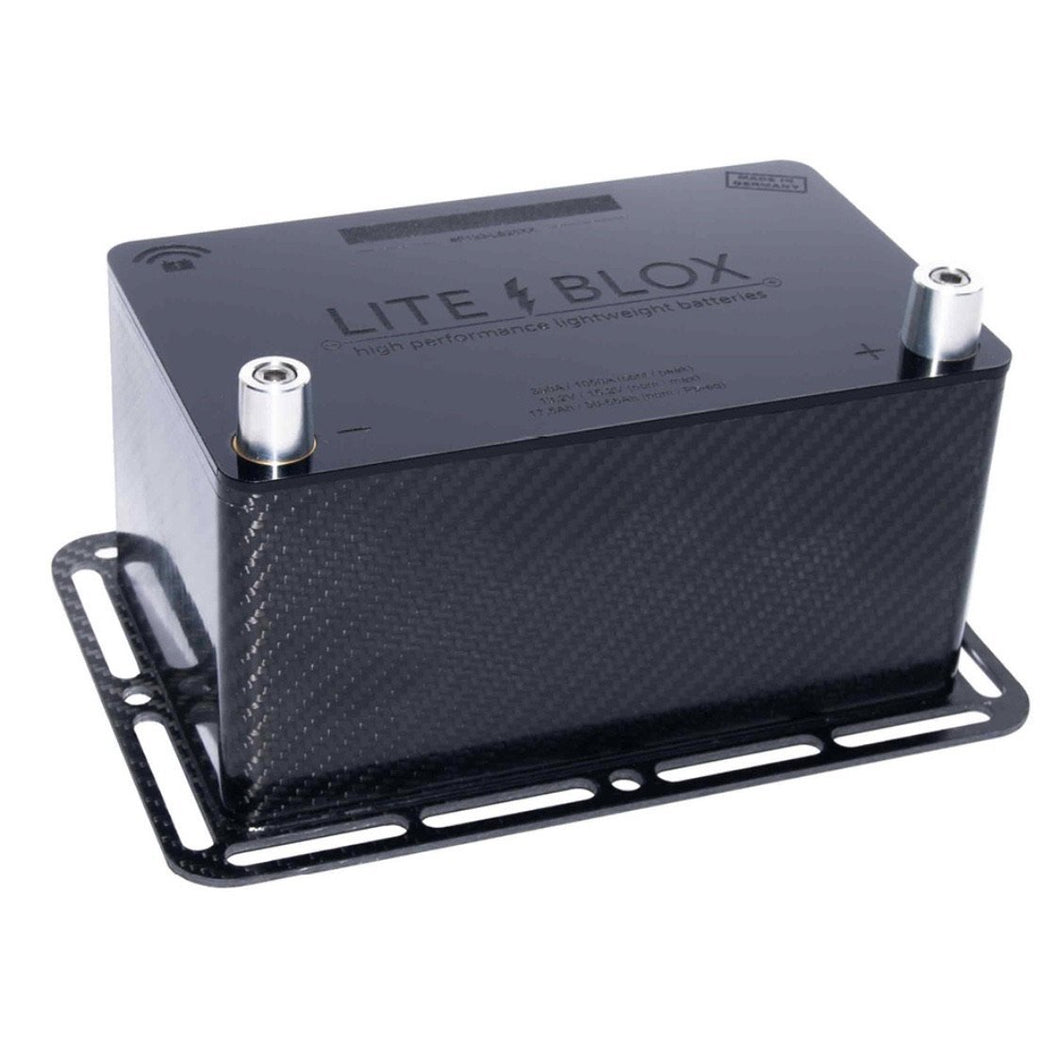 Batterie Liteblox LB28XX Haute Performance Carbone - Europe BM Shop