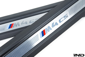 Seuils de porte BMW M4 CS - Europe BM Shop