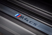Load image into Gallery viewer, Seuils de porte BMW M4 CS - Europe BM Shop