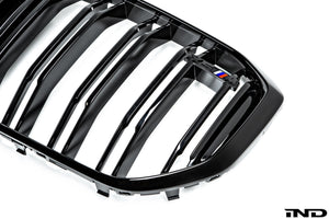 Calandres Noir BMW M Performance F95 X5M - Europe BM Shop
