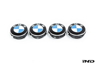 Centres de roues Fixes BMW 72.6mm - Europe BM Shop