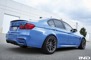 Becquet Carbone BMW M Performance F30 Serie 3 - Europe BM Shop