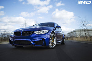 Lames Bas de caisse BMW M Performance M3 F80 IND - Europe BM Shop