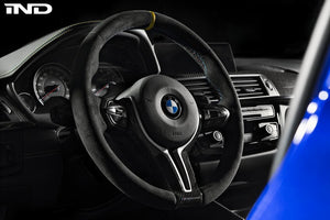 Volant Alcantara BMW M Performance M2 M3 M4 - Europe BM Shop
