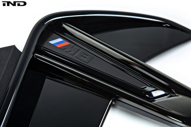 Grilles d'ailes Noir BMW M Performance M8 F92 - Europe BM Shop