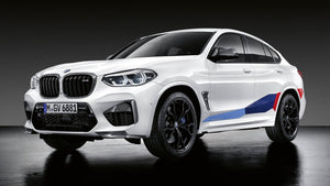 Calandres Carbone BMW M Performance X4M - Europe BM Shop
