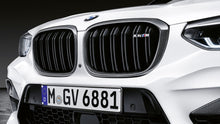 Charger l'image dans la galerie, Calandres Carbone BMW M Performance X4M - Europe BM Shop