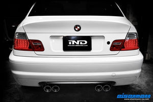 Eisenmann E46 M3 Performance Echappement - Europe BM Shop