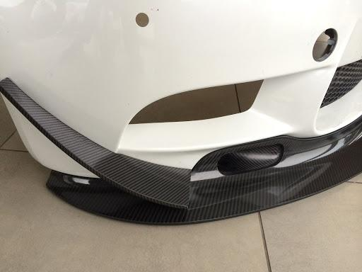Flaps Carbone Canards M3 E92 GT4 - Europe BM Shop