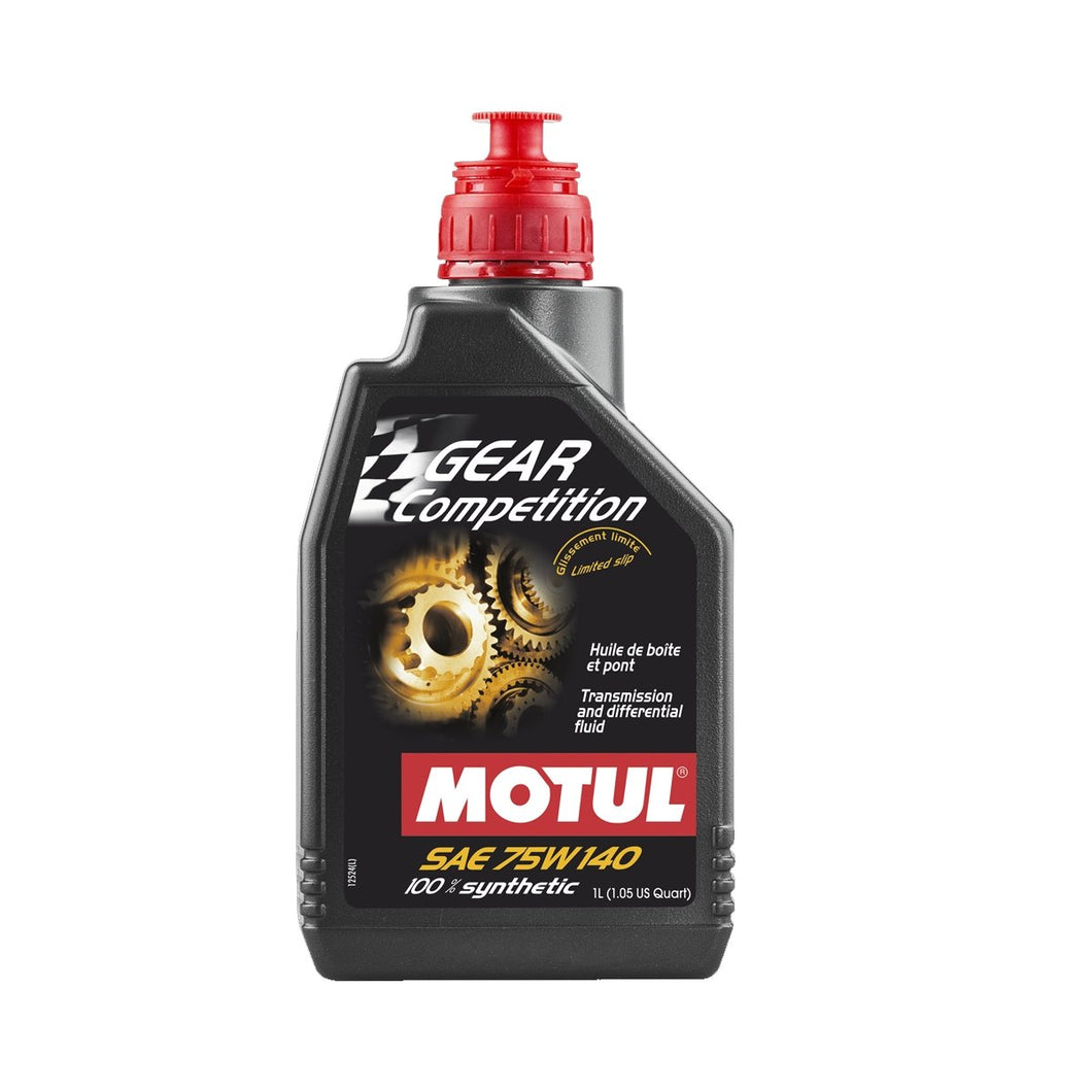 MOTUL Gear Compétition 75W140 Pont BMW Motorsport - Europe BM Shop