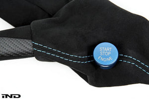 Bouton Start/Stop Bleu X3 IND - Europe BM Shop