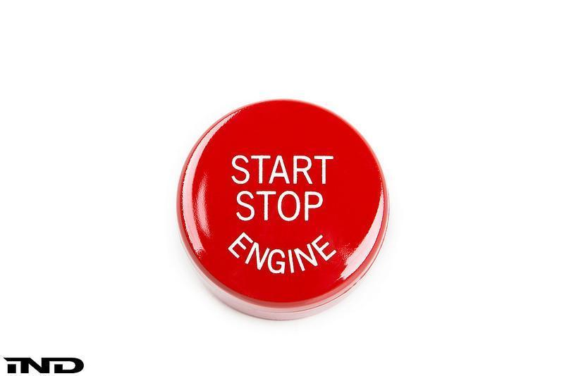 Bouton Start/Stop Rouge X4 IND - Europe BM Shop