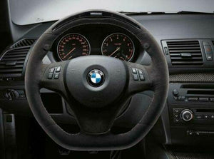 Insert Volant Alcantara BMW Performance - Europe BM Shop
