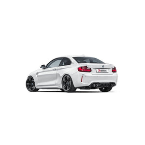 Ligne Evolution Titane Akrapovic BMW M2 F87 - Europe BM Shop