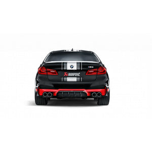 Ligne Evolution Titane Akrapovic BMW M5 F90 - Europe BM Shop