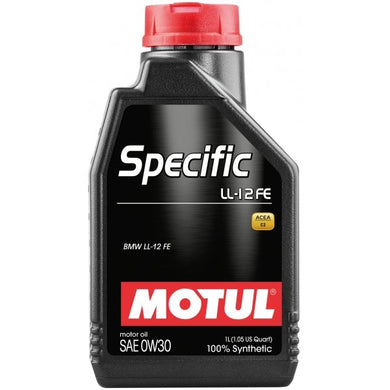 MOTUL SPECIFIC 0W30 BMW LL-04 LL-12 - Europe BM Shop