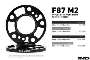 Kit Ressorts Reglables MSS F87 M2 - Europe BM Shop