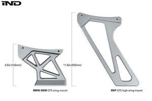 Supports Aileron Haut RKP GTS - Europe BM Shop