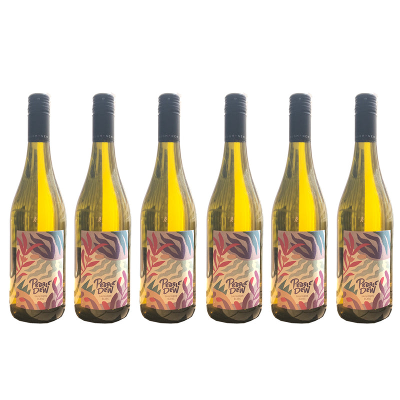 6x Pebble Dew Marlborough Sauvignon Blanc 2018