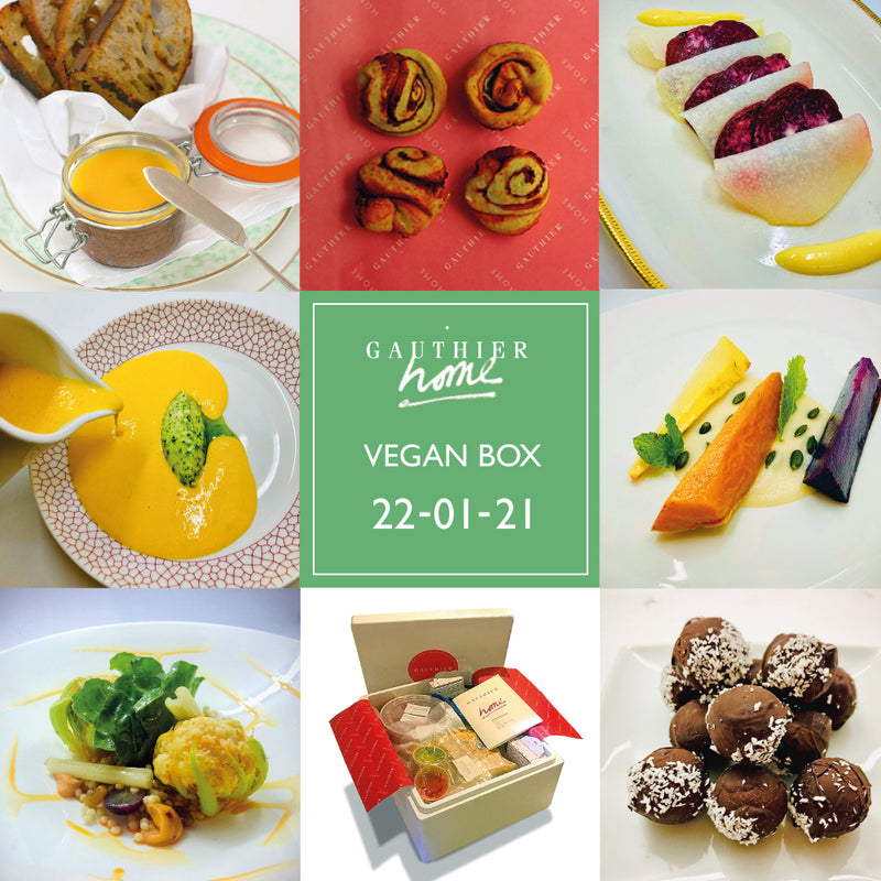 22/01/21 Gauthier Vegan Box