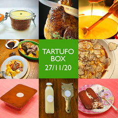 Gauthier presents: The Tartufo Box 27/11/20