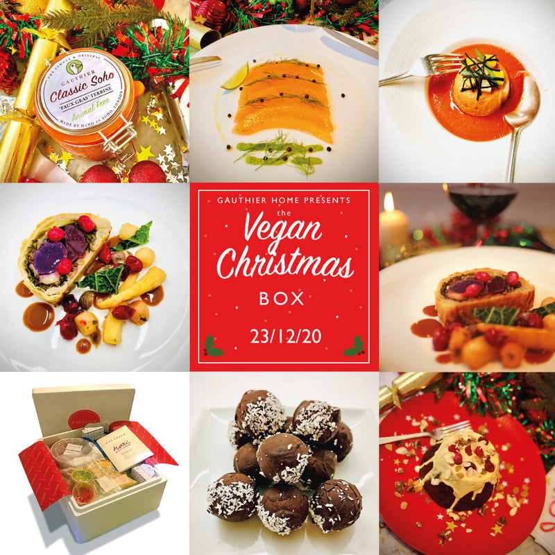 Gauthier Vegan Christmas Box