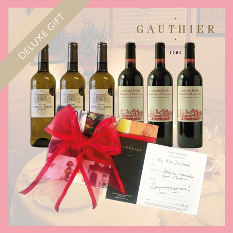 Gauthier Dining and Wine Gift Box
