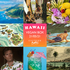 21/05/21 Gauthier Vegan Box 'Hawaii'