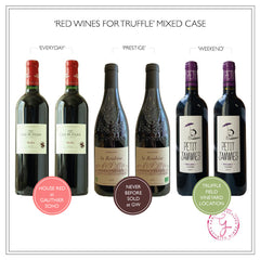 Gauthier 'Red Wines for Truffle' Mixed Box