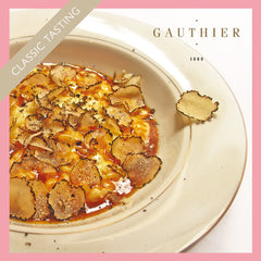Gauthier Soho - Classic Lunch Tasting Menu for Two