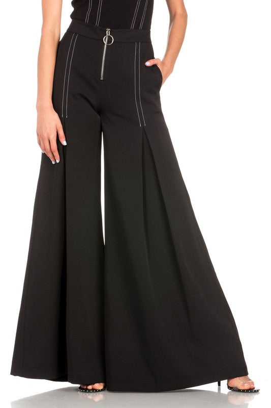 Statement Black Flares