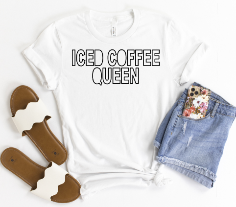 Iced Coffee Queen