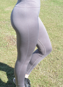Mocha Compression Leggings