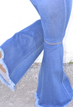 Load image into Gallery viewer, Lola Denim Bell Bottoms