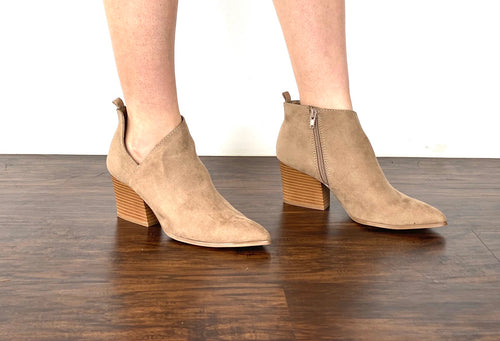 Fall For Me Booties