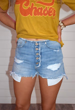 Load image into Gallery viewer, A New Direction Denim Shorts