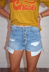 A New Direction Denim Shorts