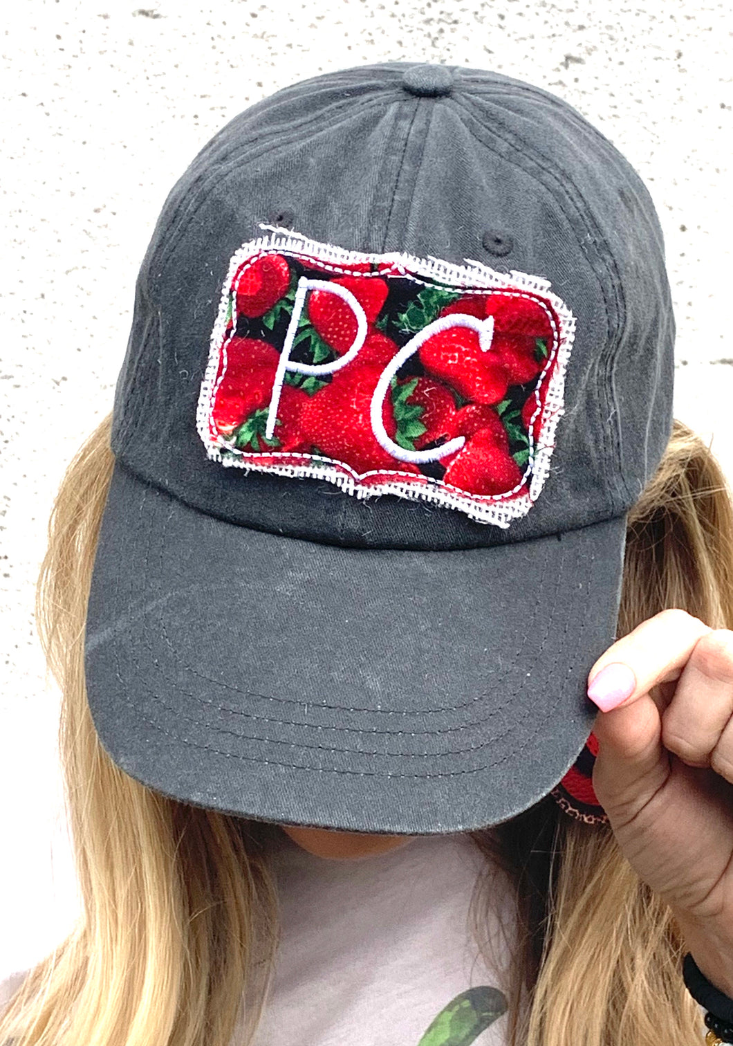 Berry Patch Hat