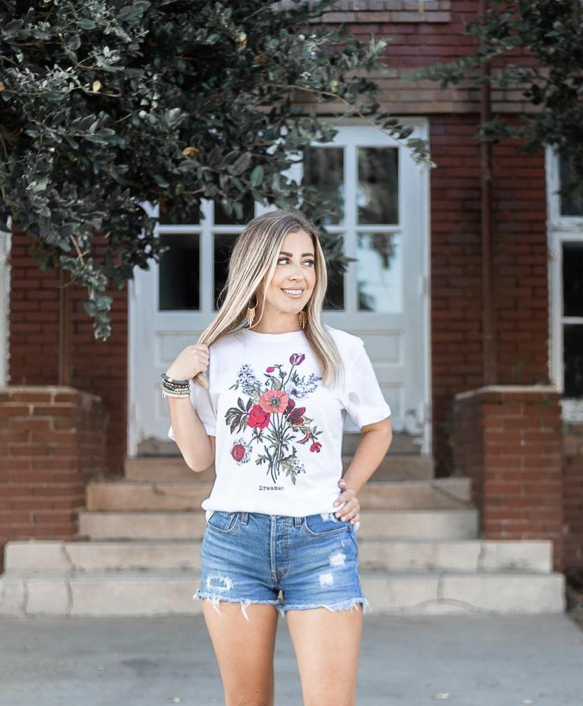 Flower Dream Tee