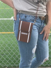 Load image into Gallery viewer, Football Cross Body