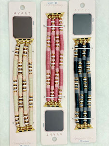 Beaded Watch Bands