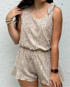 Dancing With You Romper