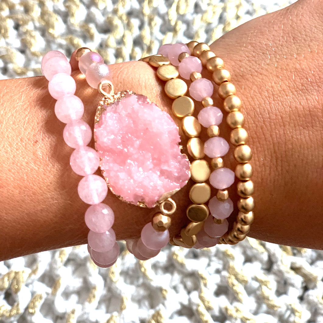 Pretty in Pink Stack